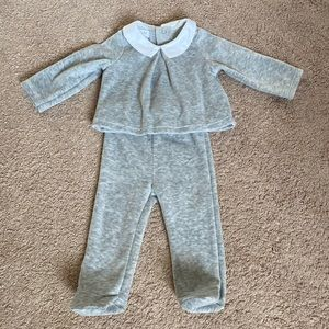 Mud pie baby boy two piece outfit